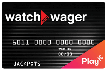 Watch and Wager card